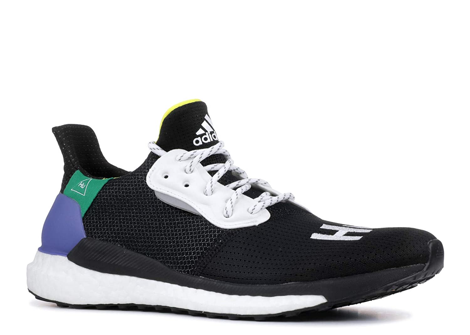 official images best sneakers famous brand Amazon.com | adidas Pharrell Williams Solar HU Glide ...