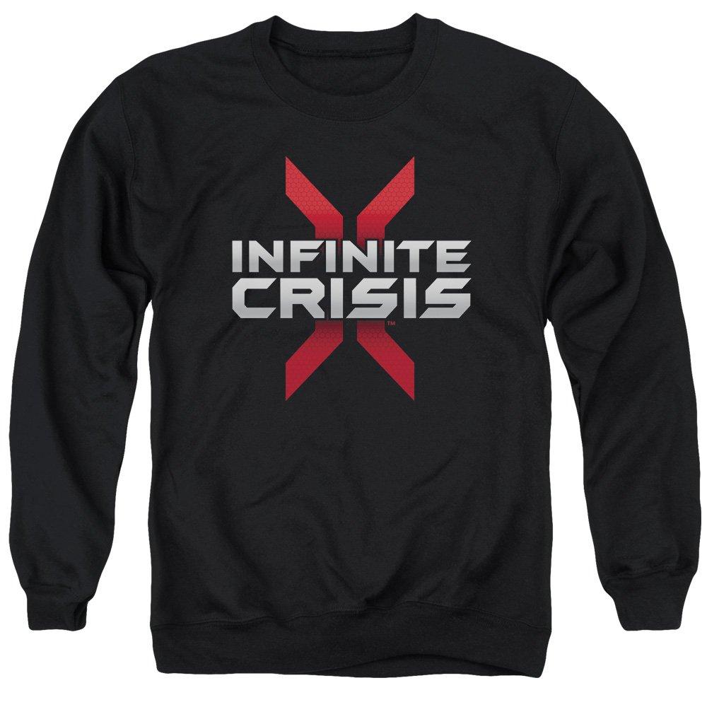 Endlose Krise - Herren-Logo Sweater