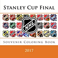 Stanley Cup Final 2017: Souvenir NHL coloring book containing all 30 NHL logos to color - Unique birthday present/gift for any young Ice Hockey fan.