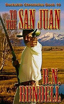San Juan Buckskin Chronicles Book ebook product image
