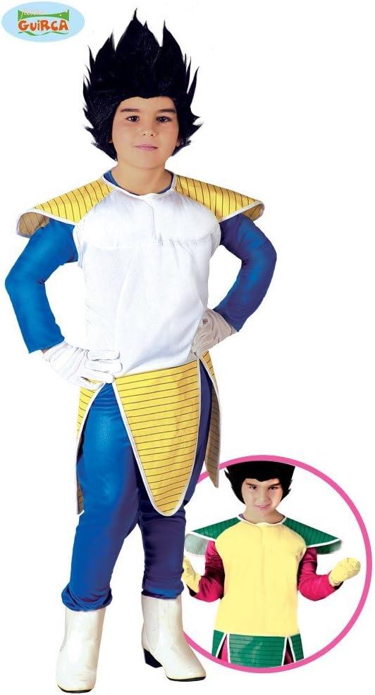 Disfraz de guerrero galáctico para niño - 7-9 años: Amazon.es ...