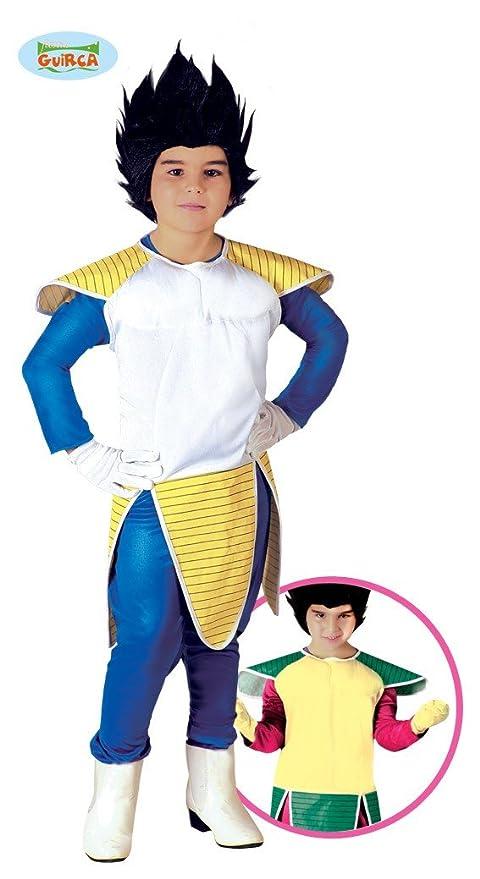Disfraz de Vegetta (Talla 4-6 años)