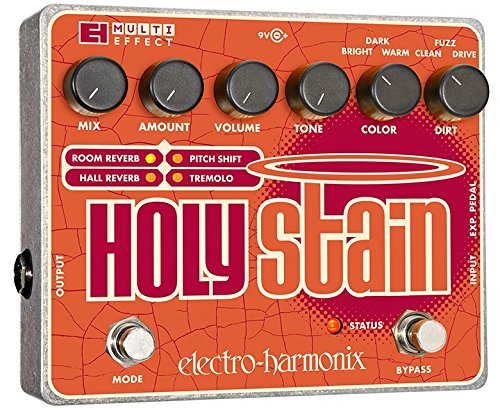 electro-harmonix-holy-stain-multi-effects-pedal