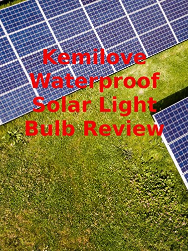 Review Of Solar Lights