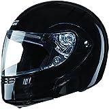 Studds Ninja 3G Economy Full Face Helmet (Black, XL)