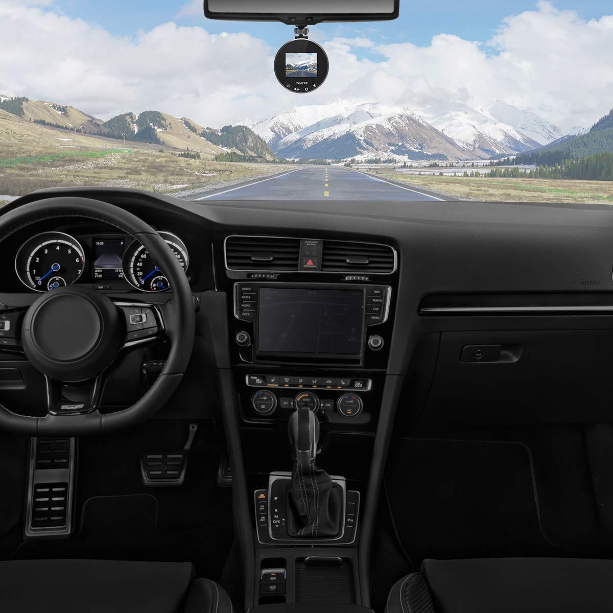THIEYE Dash Cam Mount Holder Mirror Mount Suitable for Dash Cam Safeel Zero
