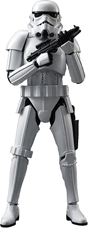 Star Wars  Stormtrooper 1//6 scale plastic model kit