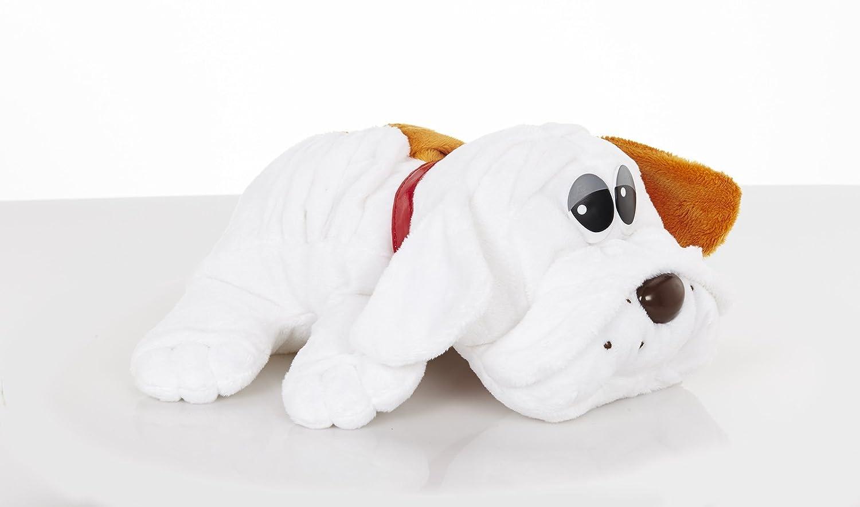 """Amazon Pound Puppies 12"""" Bulldog Plush Toys & Games"""