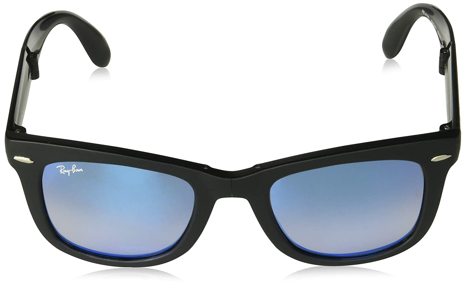1c0b937b52e92 Amazon.com  Ray-Ban Men s Folding Wayfarer Sunglasses