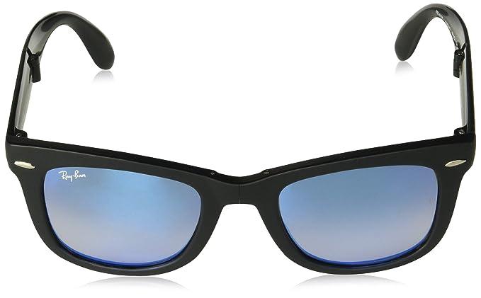 d38d8c77b7b3b Amazon.com  Ray-Ban Men s Folding Wayfarer Sunglasses