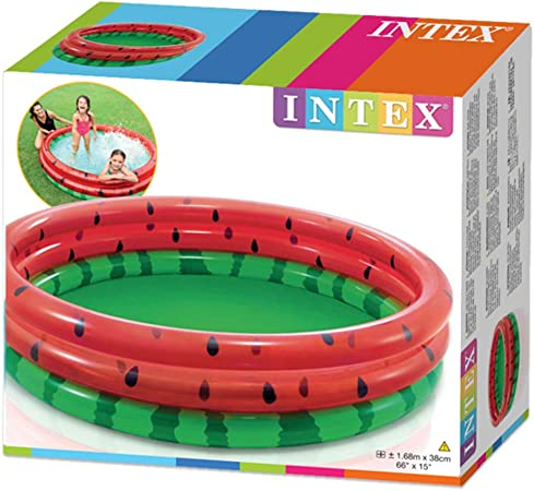 Intex 58448NP - Piscina Hinchable Sandía: Amazon.es: Jardín