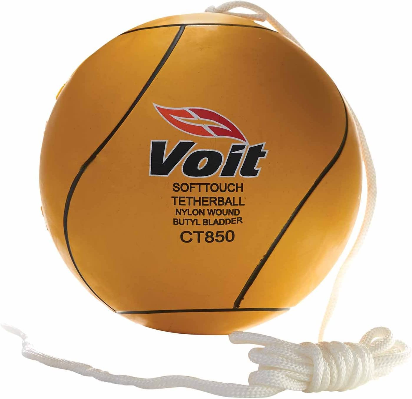 Voit Tetherball Rubber Cover : Tetherball Equipment : Sports & Outdoors