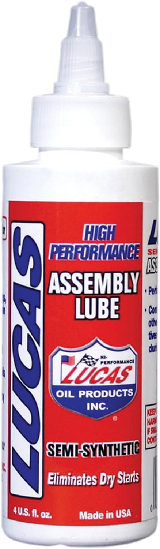 Lucas Oil Assembly Lube 4 Oz.