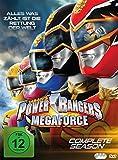 Power Rangers - Megaforce - Die komplette Serie