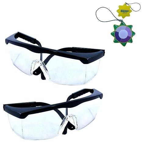 Amazon.com: HQRP – 2 Par UV anteojos de seguridad de ...
