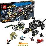 LEGO Super Heroes 76055 - Set Costruzioni Batman: Duello Nelle Fogne con Killer C