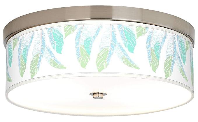 Amazon.com: Luz como una pluma giclée de bajo consumo de luz ...