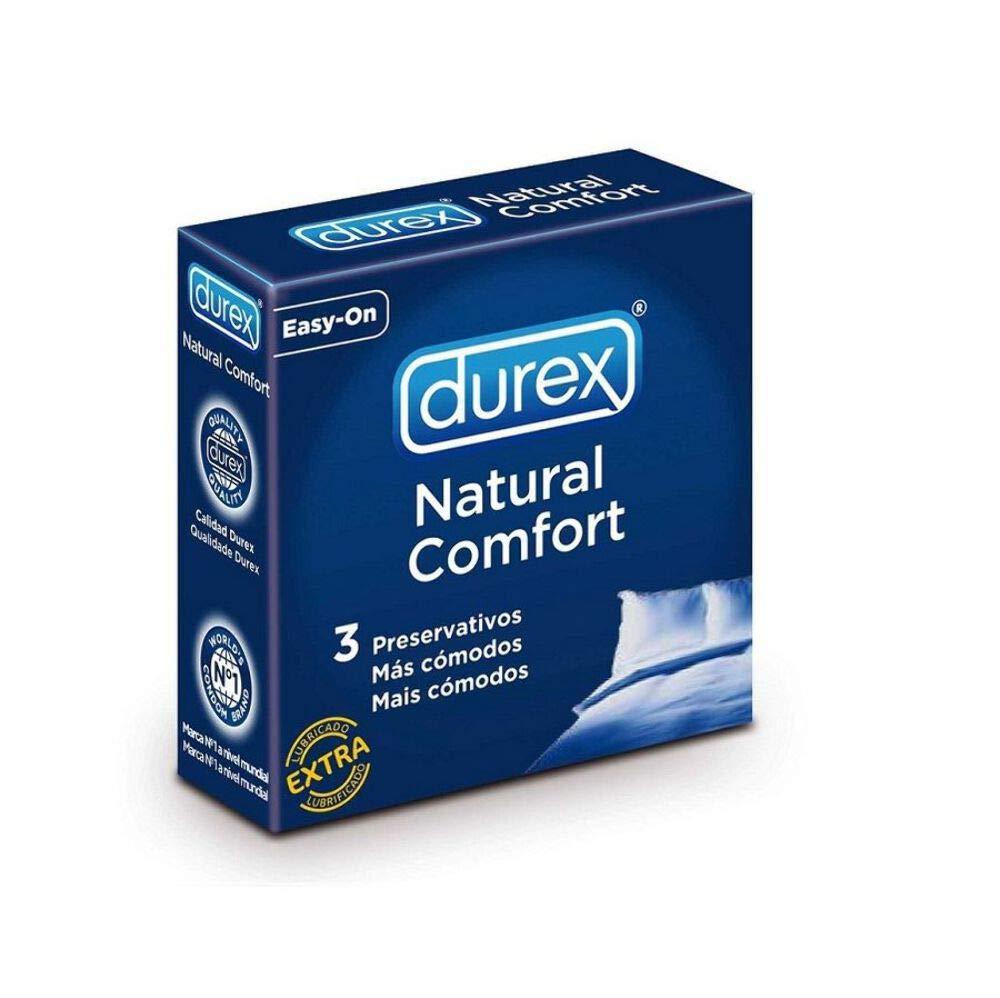 Durex Condones - 3 unidades: Amazon.es
