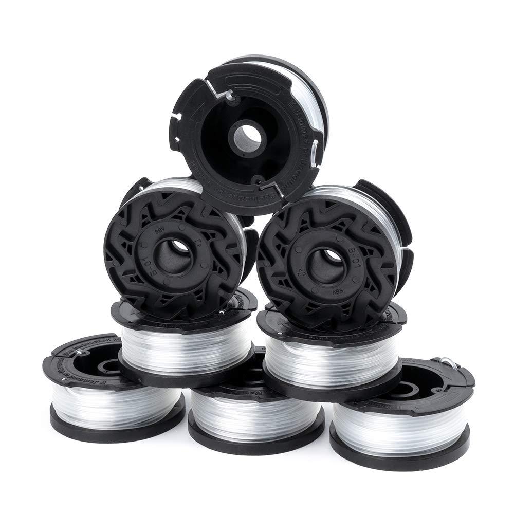 FutureWay String Trimmer Spool Line Cap Compatible with Black Decker-2