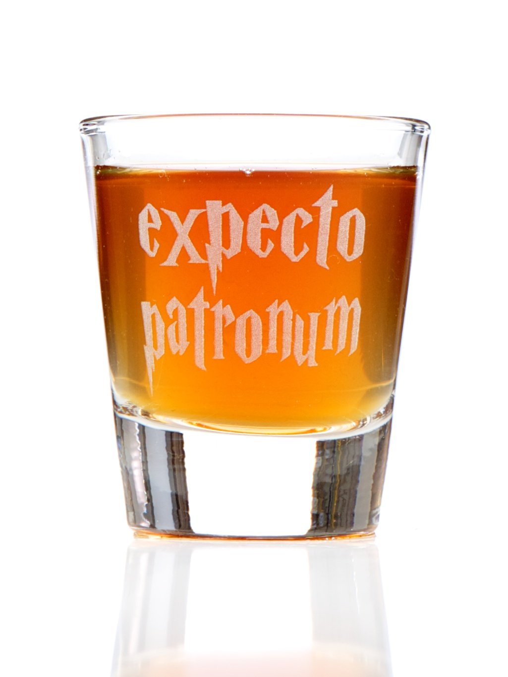 Expecto Patronum Harry Potter Inspired Shot Glass Alder House Market