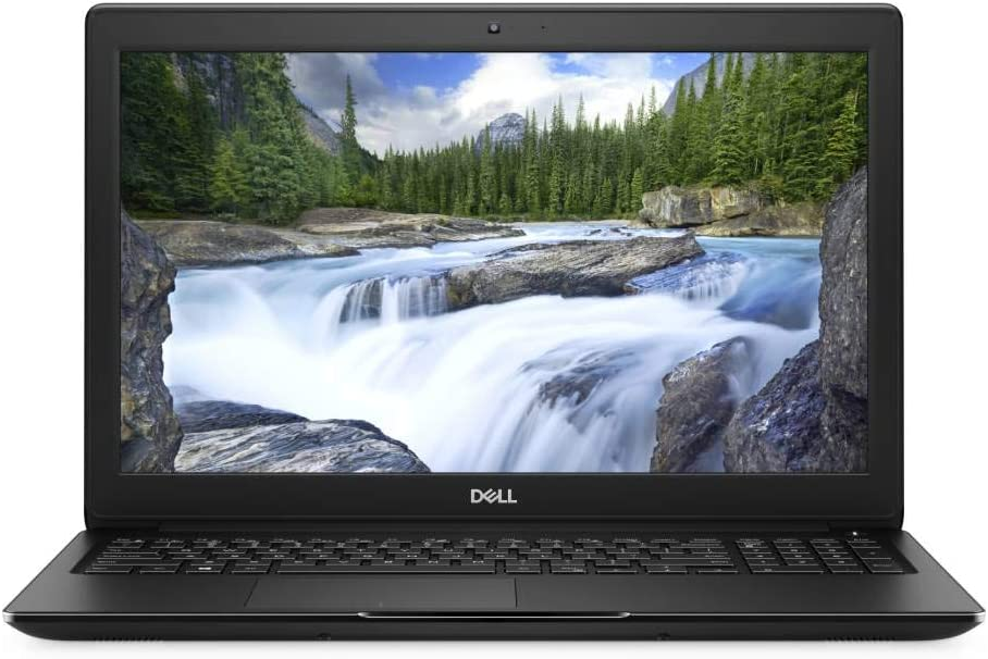 "2019 Dell Latitude 3500 15.6"" FHD Business Laptop Computer, 8th Gen Intel Quad-Core i5-8265U up to 3.9GHz, 8GB DDR4 RAM, 256GB SSD, 802.11ac WiFi, Bluetooth 5.0, USB 3.1, HDMI, Windows 10 Professional"
