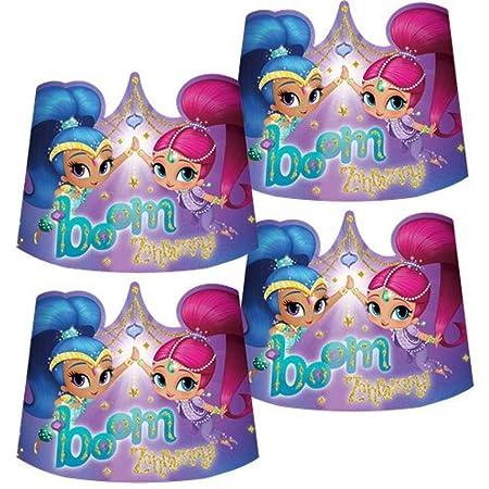MBB x16 Shimmer and Shine - Tiara para Fiesta de cumpleaños ...