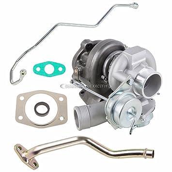 Nuevo Turbo Kit w/Premium Calidad Turbocompresor juntas y líneas de aceite para Volvo 2.5T - buyautoparts 40 - 80137il nuevo: Amazon.es: Coche y moto