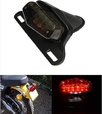 cycle Universal Tail Light LED Bike lamp Brake Stop Running Lamp rear light 2018