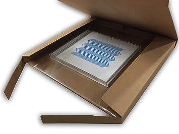 10 pieza Blu-ray Steel portatil Cajas de Cartón pecopak P1 ...