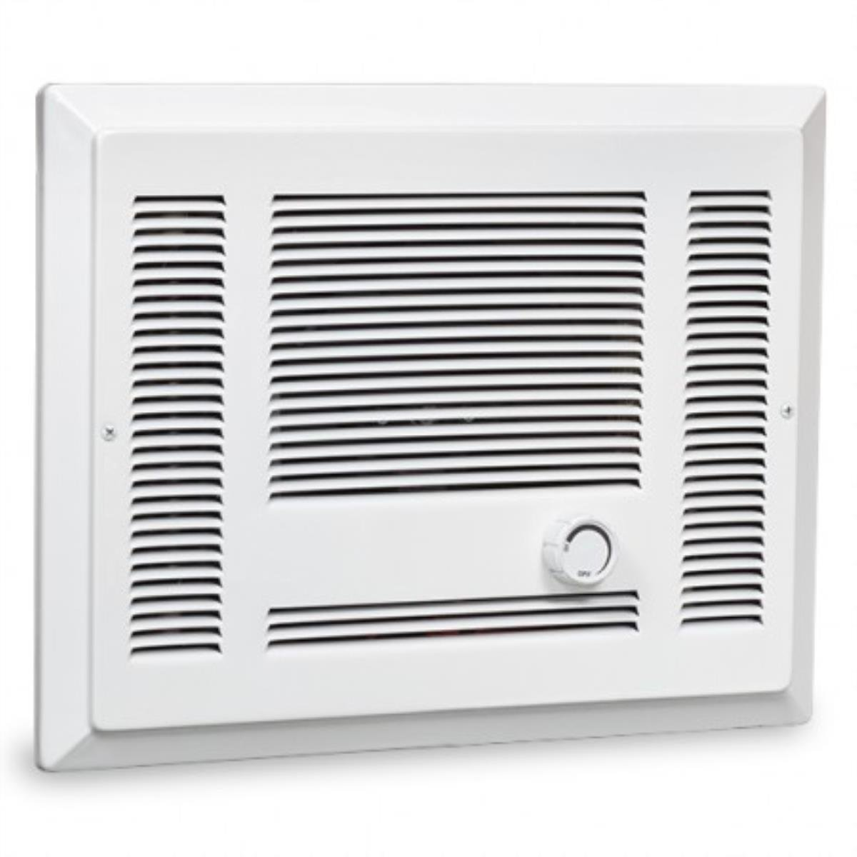 Cadet SL152TW 79220 Sl Series Small Room Heater Wall Heater, Assembly and Grill Only, 240V, 1500W