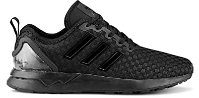 73c10137932b8 adidas Mens Originals Mens ZX Flux Adv Trainers in Black - UK 11 ...