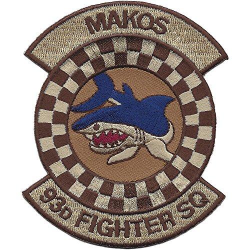 (93rd Fighter Squadron Desert)
