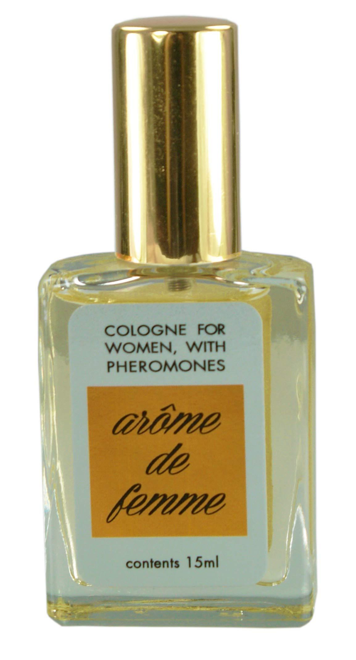 Arome De Femme - 15 ML - Copulin Pheromone Perfume For Women To Attract Men