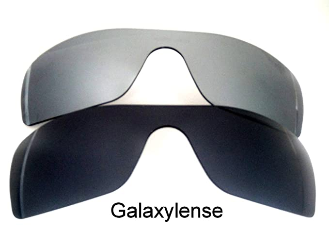 30b9d365a14 Galaxy Replacement Lenses For Oakley Batwolf Black Titanium Color Polarized  2 Pairs