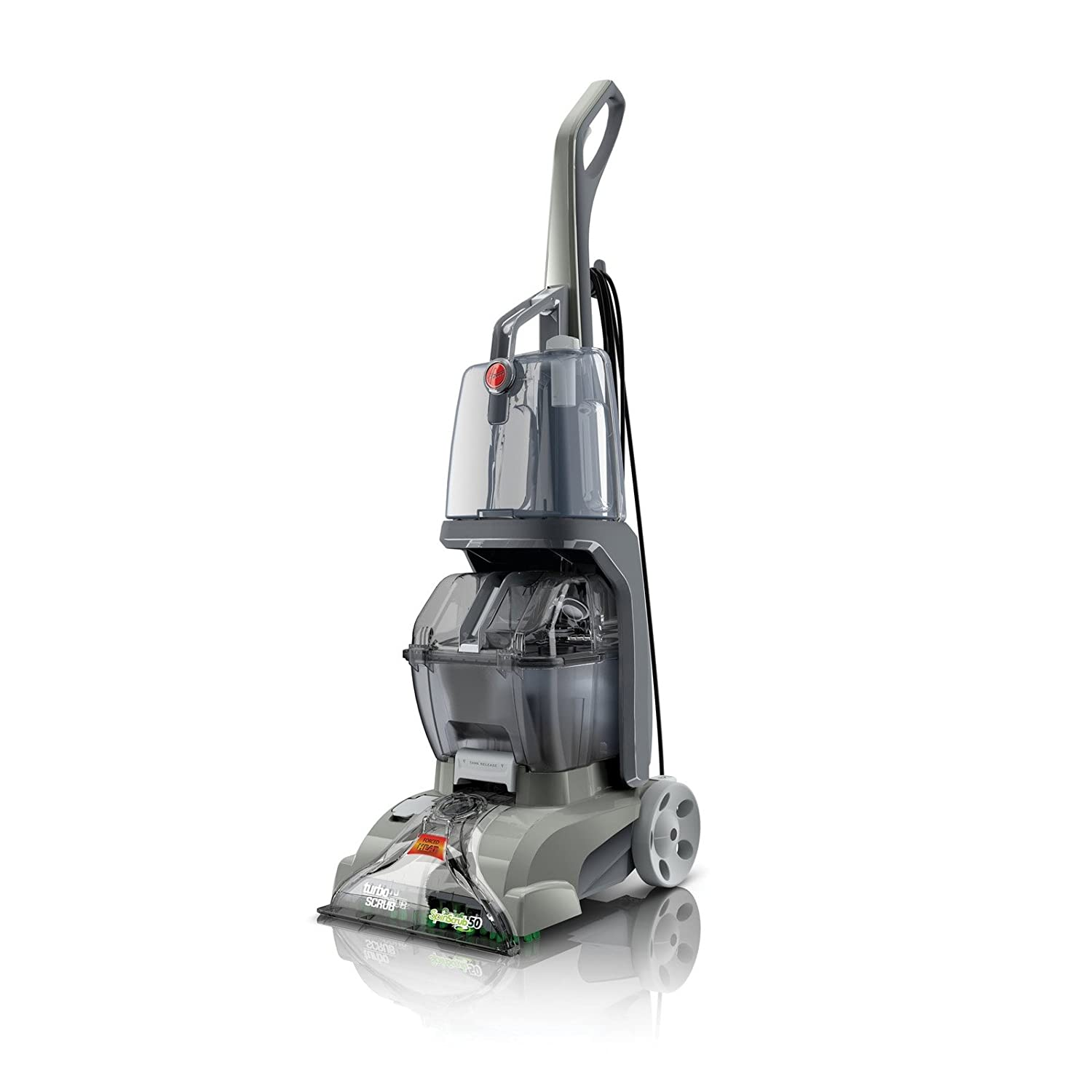 Amazon Hoover Turbo Scrub Carpet Cleaner FH NC