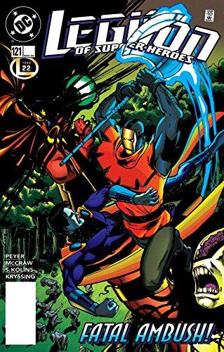 121 Tom - Legion of Super-Heroes (1989-2000) #121