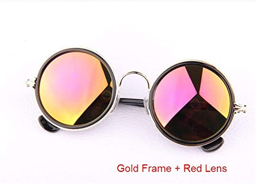 Amazon.com: M42 Round Circle Sunglasses Women Retro Vintage ...