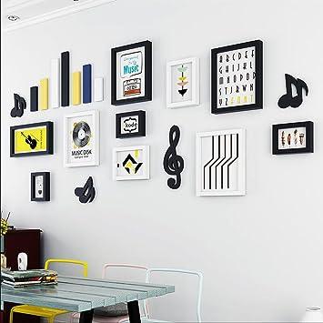 Amazon.com - Photo Wall Minimalist Modern Decorative Frame ...