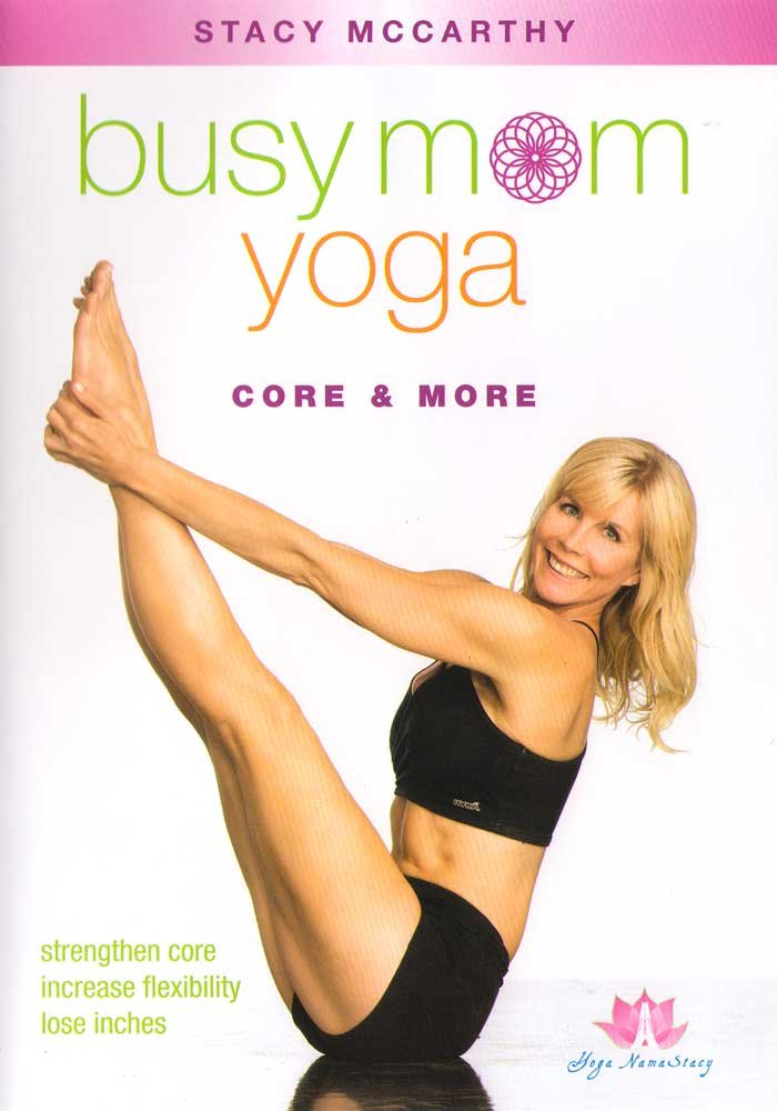 Busy Mom Yoga: Core & More With Stacy Mccarthy Reino Unido ...