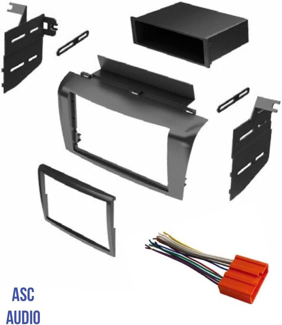 amazon.com: asc audio car stereo radio install dash mount kit and ...  amazon.com