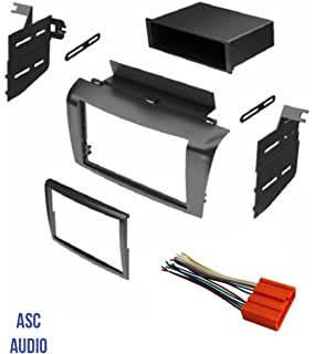 Cool Amazon Com Asc Car Stereo Install Dash Kit And Amplifier Retention Wiring Digital Resources Honesemecshebarightsorg