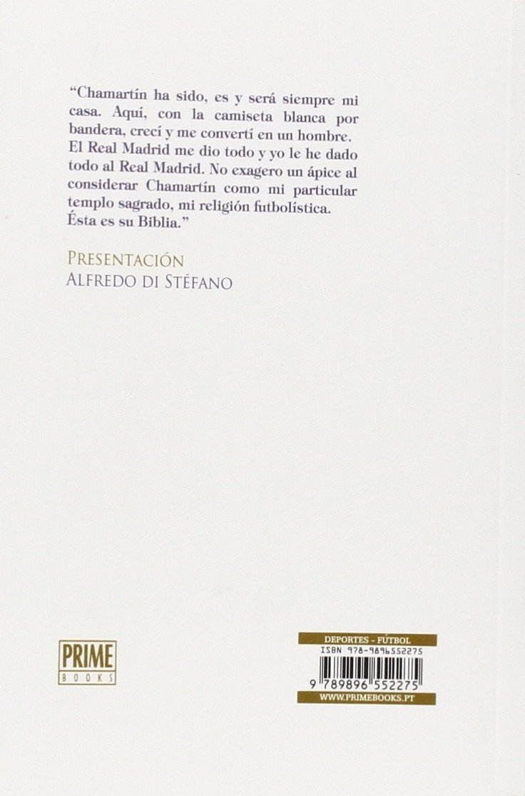 BIBLIA REAL MADRID FUTBOL: LUIS MIGUEL PEREIRA: 9789896552275: Amazon.com: Books