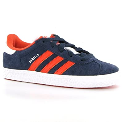 Adidas gazzella 2 marina bambini formatori dimensioni 13 uk: le scarpe