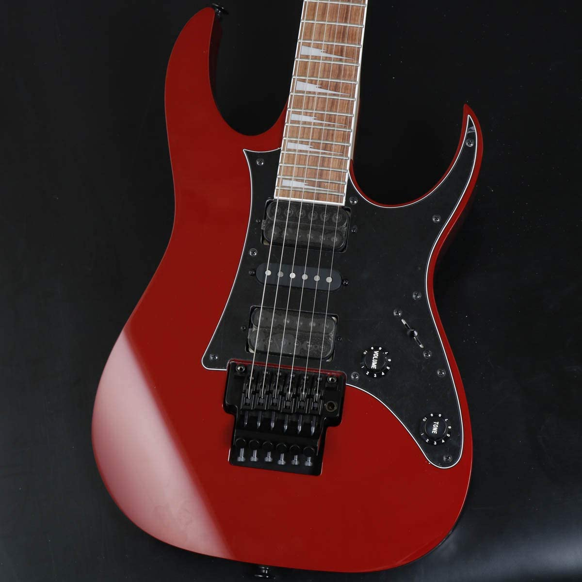 Ibanez Genesis Collection RG550DX - Ruby Red