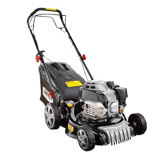 BRAST - Cortacésped de gasolina (2,7 kW, 3,7 CV, 40 cm de ancho de ...