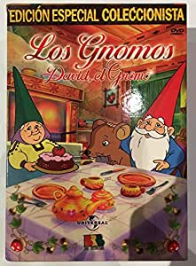 Pack los gnomos: David, el gnomo 6 dvds ed. especial ...