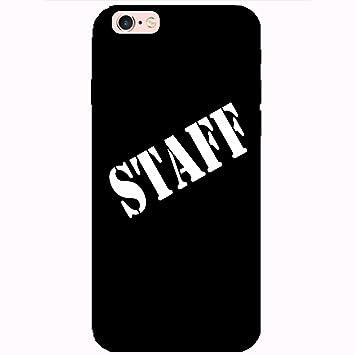 coque iphone 6 staff