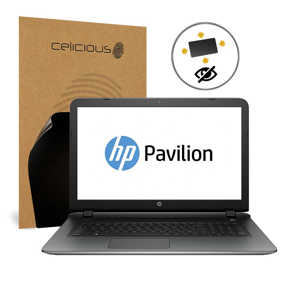 Celicious Privacy Plus HP Pavilion 17 AB200NA 4-Way Visual Black Out Screen Protector