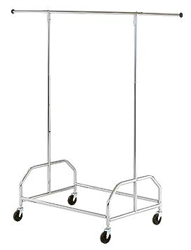 mondex inx410 - 00 perchero para ropa con ruedas Metal ...