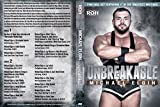 Official Ring of Honor ROH - Best of Michael Elgin: Unbreakable (2 Disc Set) DVD by Michael Elgin